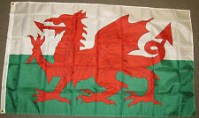 3X5 WALES FLAG WELSH BRITISH UK NEW GREAT BRITAIN F412