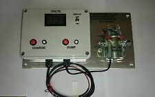 Solar/wind turbine charge controller 24V, 100 amp (2600 watts)