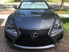 Sunshade Sun shade HighTech Easy Fold Pivot System Fits Lexus RCF