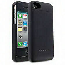 iBoost iPhone 5 Power Charger and Protective Case (Black) CP1900BK