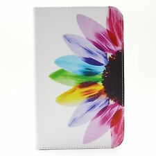 BOYA Tablet Case for Samsung Galaxy Tab4 T330 T331 PU Leather Stand Wallet Cover
