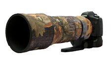 Sigma 120 300mm f2.8 OS SPORT Neoprene lens protection camo cover English Oak