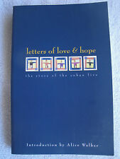Letters of Love and Hope : The Story of the Cuban Five by Nancy Morejon...CUBA