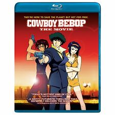 Cowboy Bebop . The Movie . Anime . Blu-ray . NEU . OVP