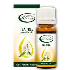100% NATURAL Essential OIL Tea Tree - Melaleuca alternifolia - Buy 3 Get 1 Free