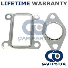 FOR VAUXHALL ASTRA H 1.9 TWINTOP CDTI 150 MK5 2006-2011 EGR VALVE GASKET METALX2