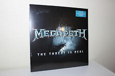 RSD MEGADETH The Threat Is Real Vinyl RECORD STORE DAY Foreign Policy B Side LP