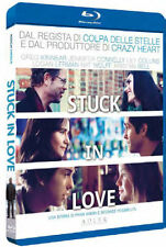 Blu Ray  STUCK IN LOVE (2012) ** Kristen Bell,Lily Collins,Jennifer Connelly **