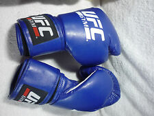 UFC Gym 16 oz Gloves Boxing MMA Fighting Training JAB Pad LOT 4 pc Everlast GEL