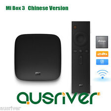 Clearance Xiaomi Mi TV Box 3 4K HD WiFi Media Streamer Bluetooth Chinese Version