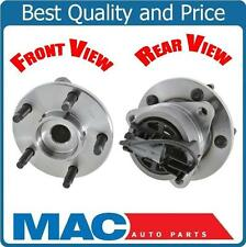 Wheel Bearing Hub Assembly Front (2) 513206 5 Stud ABS Fits For HHR Cobalt G5 SS