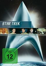 STAR TREK 1 Der Kino Film RAUMSCHIFF ENTERPRISE William Shatner DVD Neu
