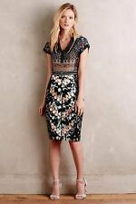 Anthropologie, NEW Byron Lars Margot Pencil Dress Size 2