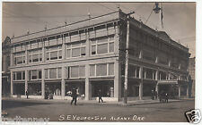 RPPC - Albany, Oregon - S.E. Young & Co. Building - early 1900s