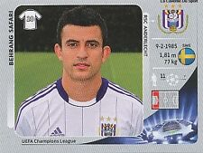 N°196 SAFARI # SWEDEN RCS.ANDERLECHT CHAMPIONS LEAGUE 2013 STICKER PANINI
