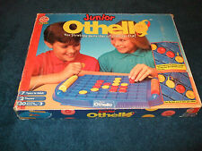 JUNIOR OTHELLO BOARD GAME MADE BY PETER PAN GAMES 1995