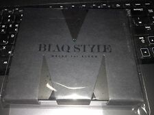 MBLAQ Vol. 1 - BLAQ Style CD Used Great Condition Clean K-POP KPOP Rare OOP