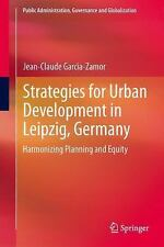 Public Administration, Governance and Globalization: Social Equity in Urban...