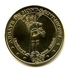 50 MONT-SAINT-MICHEL Archange, 2015, Monnaie de Paris