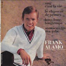 FRANK ALAMO SING C'EST LA VIE FRENCH ORIG EP JACQUES LOUSSIER / CLYDE BORLY