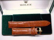 ROLEX WATCH ACCESORIES. BOX OR STRAP WITH ROLEX BUCKLE FOR YOUR VINTAGE ROLEX.