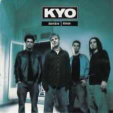 Kyo CD Single Dernière Danse - Europe (VG+/EX)