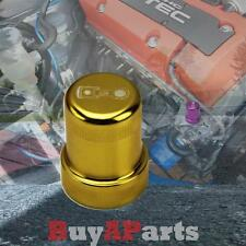 Gold Billet Solenoid Cover For Honda Acura B17A1 B18C1 B16A2 D16Y8 H22A1 Engine