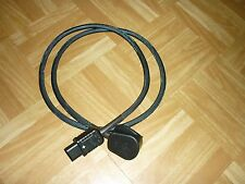 HiFi Mains Power Cable Shielded Fits Cyrus Rega Rotel Arcam Amps 2.0 meter lot 3