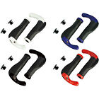 Double Lock On Mountain Bike BMX MTB Handle bar Grip Bar Bicycle Cycle Locking