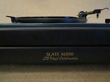 SLATE AUDIO - LENCO L75 VINYL CELEBRATION - SILVER SIGNATURE EDITION - (1 OF 1)