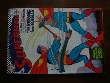 Superman #196 G/VG Thing From 40000 AD
