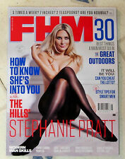 FHM UK Sexy STEPHANIE PRATT May 2015 Hot HANNAH SIMONE Game Of Thrones SEX TIPS