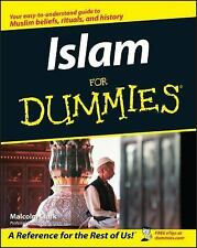 Islam for Dummies by Malcolm Clark (2003, Paperback)