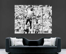 PELE POSTER FOOTBALL SOCCER SUPERSTAR LEGEND BRAZIL WALL ART PRINT ART IMAGE