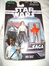 STAR WARS NEW SAGA COLLECTION  HAN SOLO CARBONITE 002 CARDED FIGURE