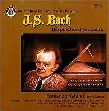 , JS Bach: Harpsichord Toccatas, Very Good