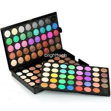 120 Color Palette Set kit Eye Shadow Makeup Cosmetic Shimmer Matte Eyeshadow