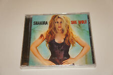 SHAKIRA - She Wolf - CD ALBUM Brand New Sealed 2009