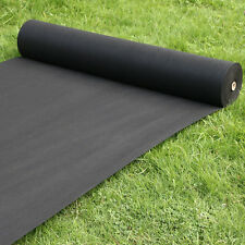 3FT x 300FT Weed Barrier Fabric,Weed Block,Garden/Landscape Fabric Biodegradable