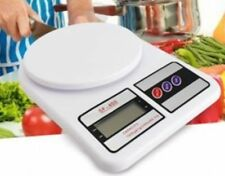 10KG Digital Electronic LCD Display Ultra Slim Kitchen Postal Weighing Scale New