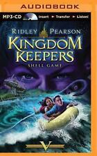 Kingdom Keepers: Shell Game 5 by Ridley Pearson (2015, MP3 CD, Unabridged)
