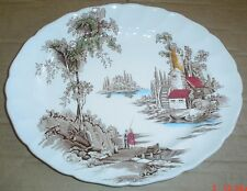 Johnson Brothers THE OLD MILL Serving Platter Plate