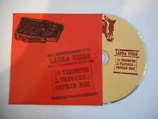LAURA VEIRS : THE TRIUMPHS & TRAVAILS ORPHAN MAE [CD SINGLE PROMO PORT GRATUIT]