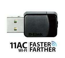 D-Link DWA-171 Wireless AC600 Dual Band Nano USB Adapter WIFI WLAN Mini 802.11ac