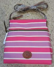 DOONEY & BOURKE  CROSSBODY -  HOT PINK / ORCHID - NEW WITH TAGS