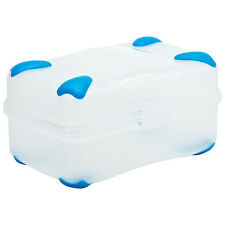 Smash Nude Food Movers Snack Lunch Box Blue