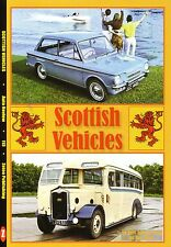 Book - Scottish Vehicles - Hillman Imp Sunbeam Ailsa Albion BMC - Auto Review