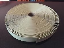 """2"""" Vinyl  Strap for  Patio  Furniture  100' Driftwood"""