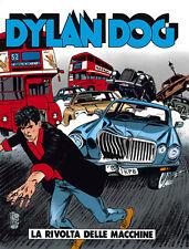 BdM - Dylan Dog n¡ 106, LA RIVOLTA DELLE MACCHINE, da Edicola, Ago 95 originale