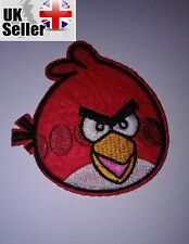 Angry birds Iron-on/Sew-on Embroidered Patch